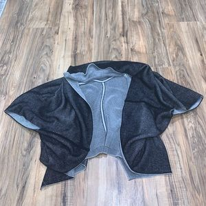 Lululemon silk cardigan jacket